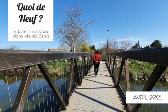 Journal municipal – AVRIL 2021